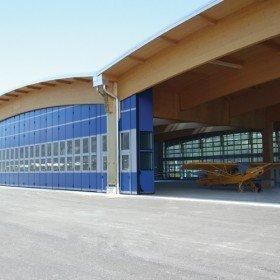 Hangar Doors (Wide Width)
